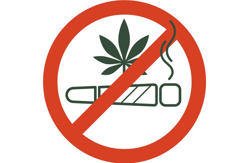 Des enseignes uniformes dans la MRC pour interdire le cannabis