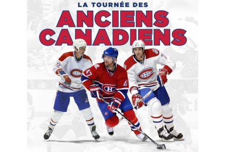 Les Anciens Canadiens joueront à Donnacona