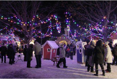 Du monde, beaucoup de monde au Noël d'Antan