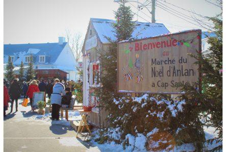 Transport collectif au Noël d'Antan: réponse tiède du public pour une première