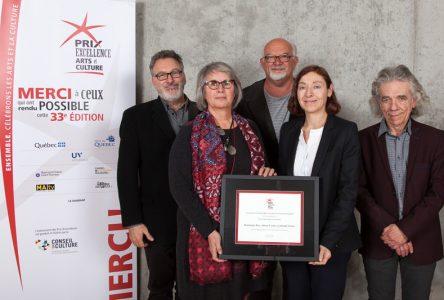 L'envergure internationale de la Biennale du lin récompensée