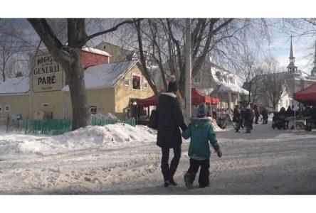 Le Noël au village à Deschambault-Grondines