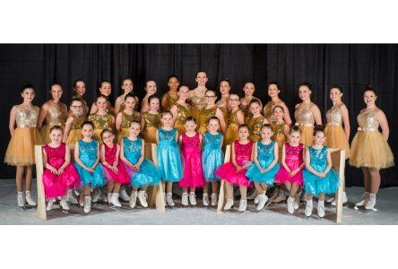 320 patineurs artistiques à Donnacona
