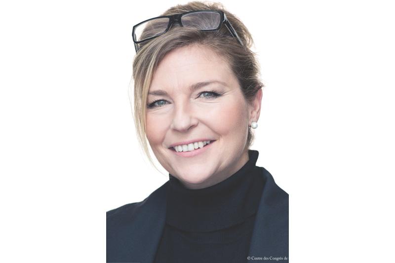 Nancy Florence Savard à la SODEC