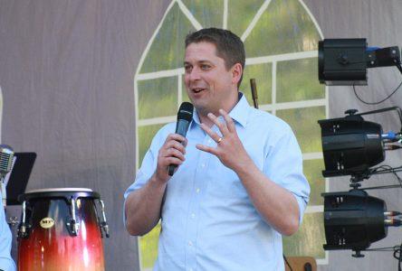 Sheer «rend service au parti», selon Joël Godin