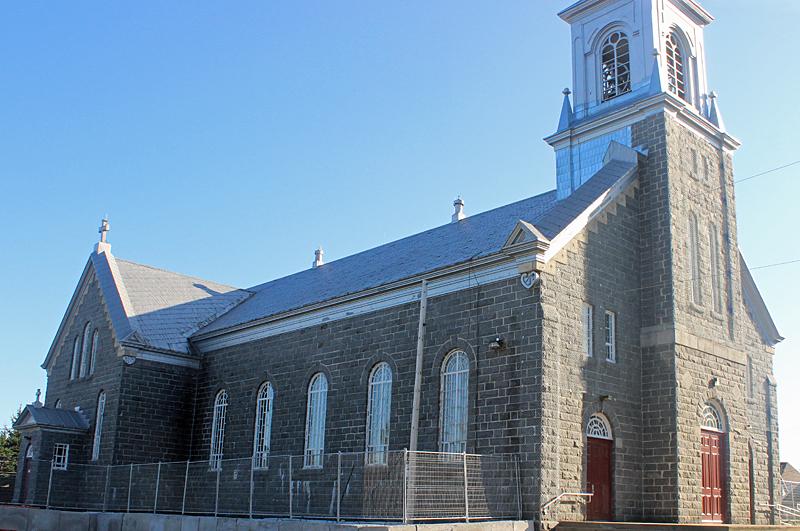 Portneuf: un projet de conversion de l'église d'ici huit mois