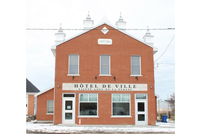 De nouvelles mesures contre la COVID-19 à Sainte-Anne-de-la-Pérade