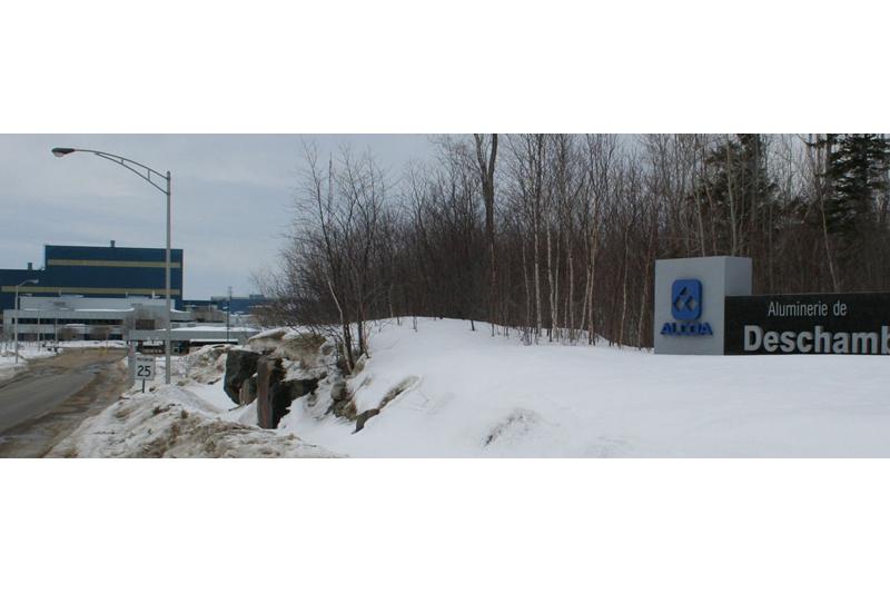Alcoa se range derrière l'Association de l'aluminium du Canada