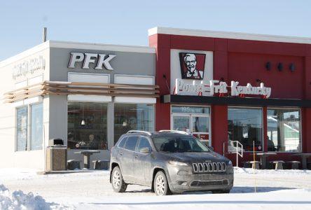 Fermeture du dernier PFK à Québec: les ventes bondissent à Donnacona