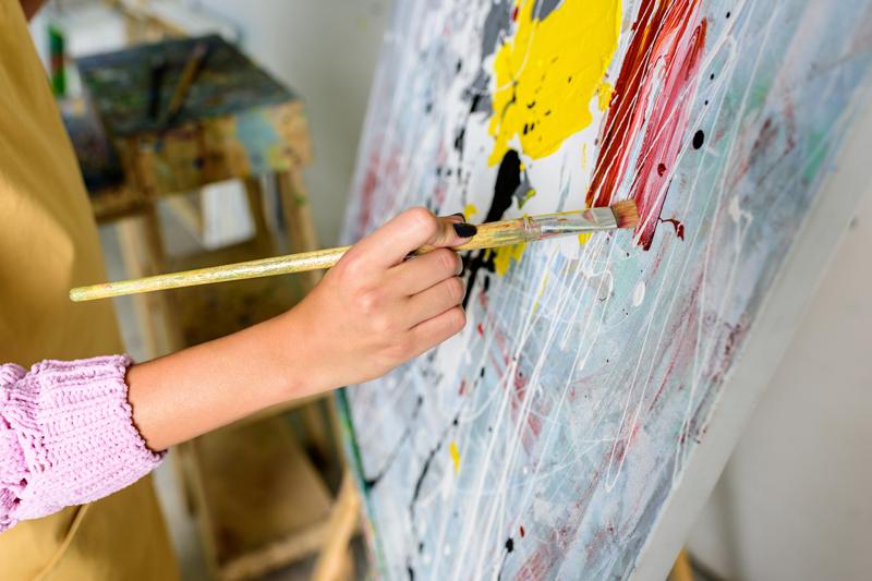 Une nouvelle Entente et de l'aide pour les artistes portneuvois