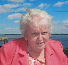 Dagenais Claudette 1937-2020