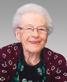 DUSSAULT GABRIELLE 1923 – 2020