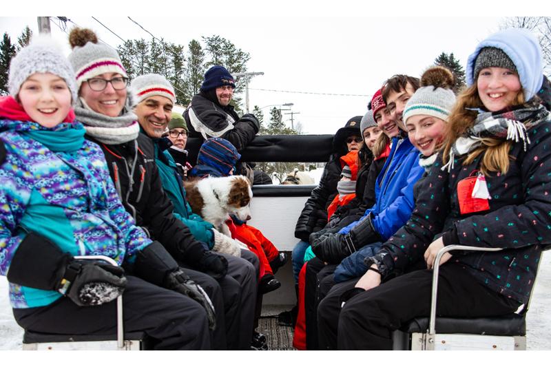 Les Portneuviens conviés à la 11e Fête de l'hiver