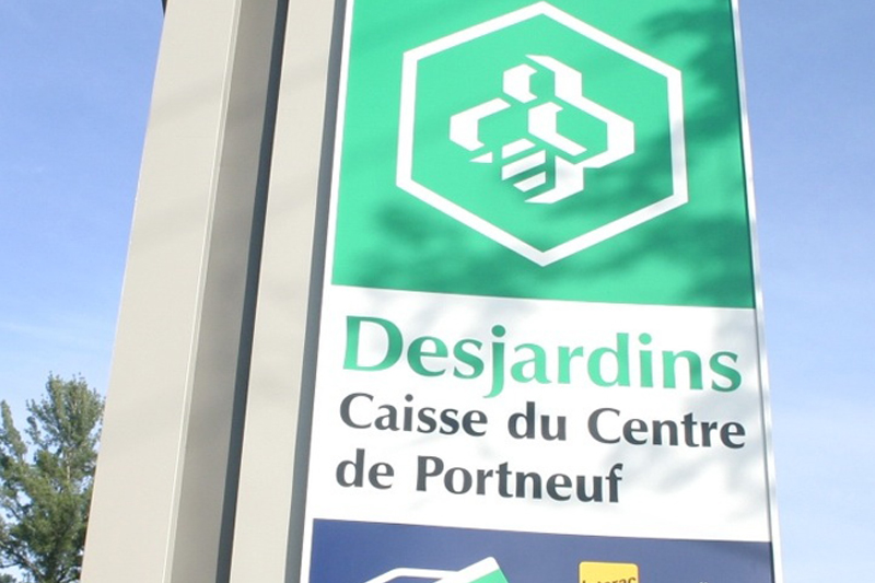 COVID-19 : Desjardins conserve cinq points de service ouverts dans Portneuf