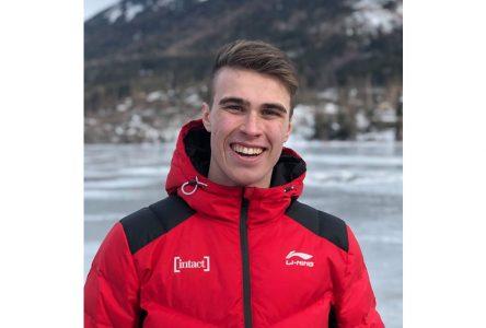 Le patineur Hubert Marcotte 5e aux Championnats du monde junior
