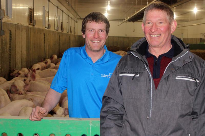 Porc Héden investit 5 M$ à Saint-Léonard