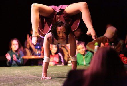 Du cirque à Ludovick… à Saint-Raymond