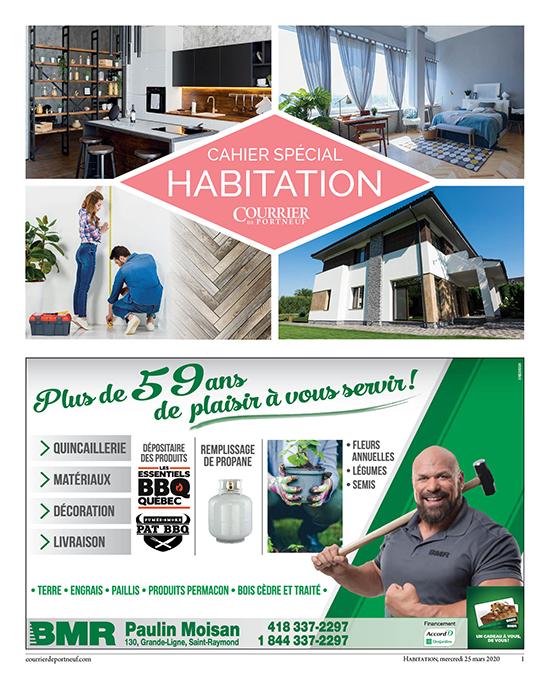 Cahier habitation mars 2020