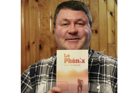 Le Phénix: le rêve d'adolescent de Carl Chiasson se réalise