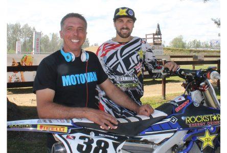 Motocross à Deschambault: «On a un plan A, un plan B et un C !» dit Daniel Thibault