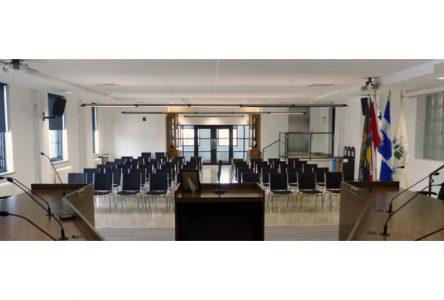 Donnacona: conseil municipal sur le Web