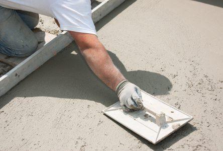 3 étapes pour une réparation de béton réussie