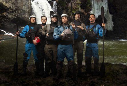 Billy Thibault, l'explorateur de rivières, sur TV5