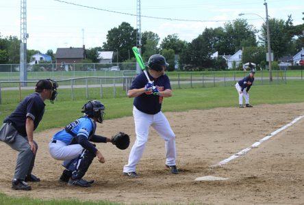 Le baseball senior sur pause jusqu'à quand?