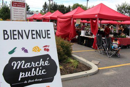 5e année du marché public de Pont-Rouge
