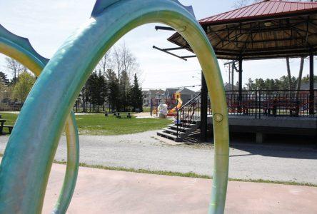 Pont-Rouge a rouvert ses parcs