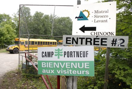 Le Camp Portneuf annule ses camps