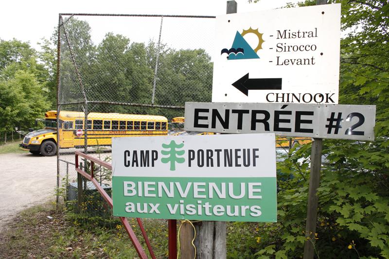 Le Camp Portneuf annule ses camps
