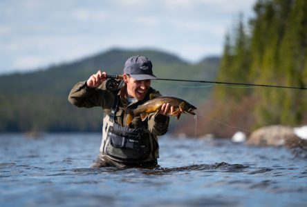 De la pêche à la journée à la Réserve Portneuf