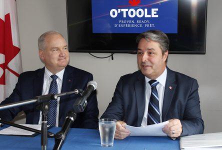 Joël Godin choisira son candidat ce soir