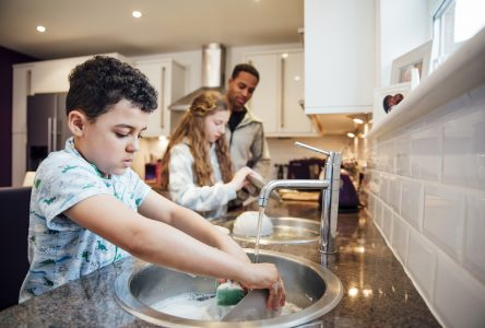 La responsabilisation des enfants