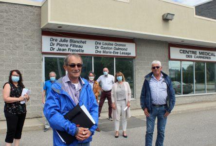 Le Centre médical des Carrières menacé de fermeture