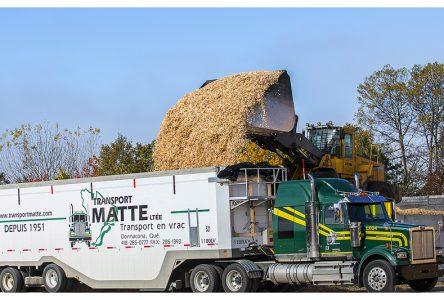 Transport Matte veut réduire ses GES