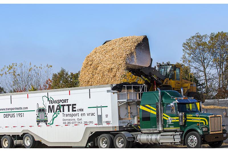 Transport Matte s'agrandit