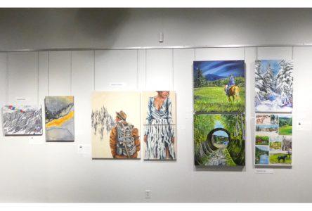 Des artistes de Saint-Augustin exposent à Baie-Saint-Paul