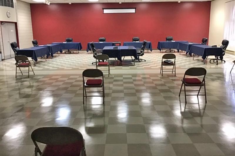 Le public est à nouveau admis aux séances du conseil