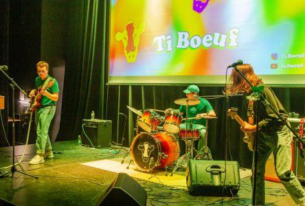Ti Bœuf lance son premier album