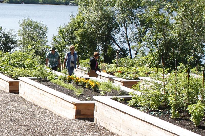 La SHEP encourage les Portneuvois à jardiner