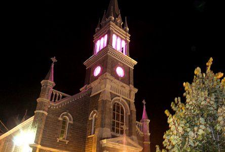 Saint-Raymond vire au rose en octobre
