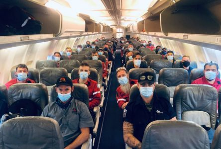 Des pompiers de Duchesnay combattront les feux en Californie