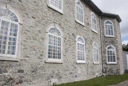 Répararations urgentes à l'église de Deschambault