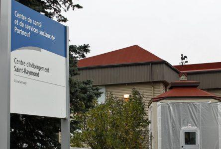 CHSLD de Saint-Raymond: près de 50% des résidants affectés par la COVID-19