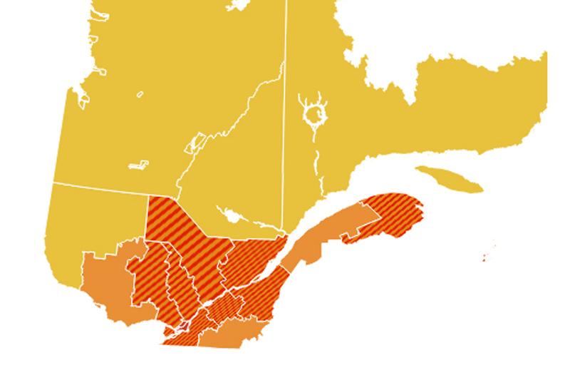 Quebec Precise Les Mesures Pour Portneuf Courrier De Portneuf