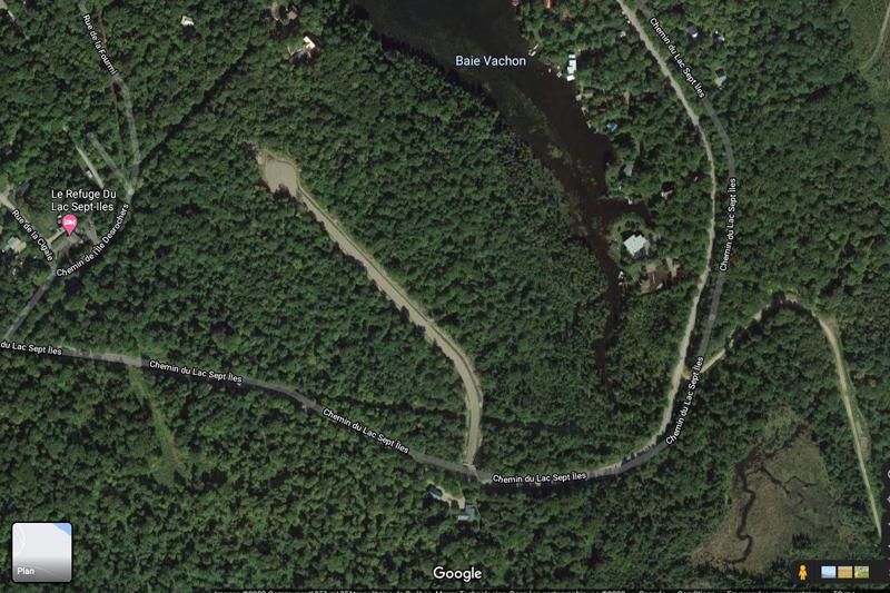 Baie Vachon: Saint-Raymond reprend la vente des terrains