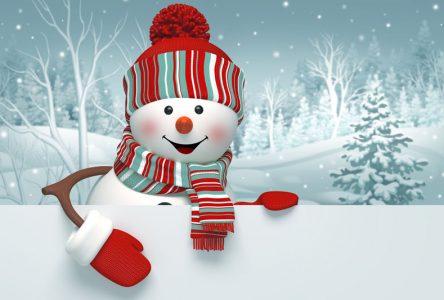 Concours de la Carte de Noël dans la MRC de la Jacques-Cartier