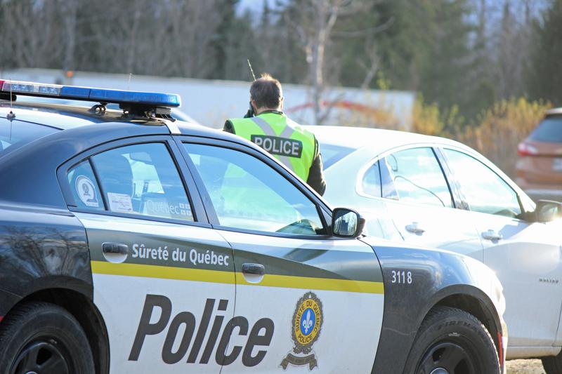 Présence policière sur les routes pour le long congé